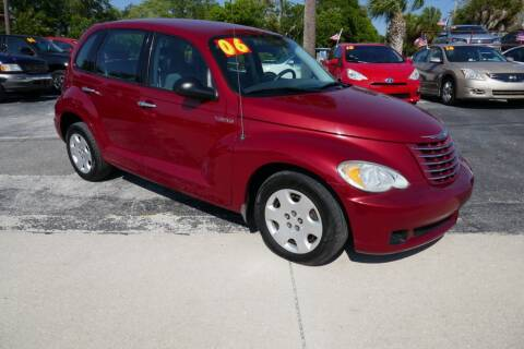 2006 Chrysler PT Cruiser for sale at J Linn Motors in Clearwater FL