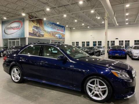 2014 Mercedes-Benz E-Class for sale at Godspeed Motors in Charlotte NC
