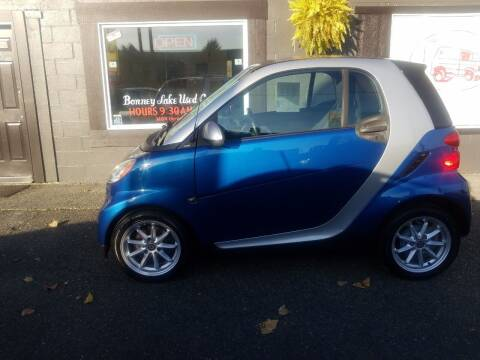 2008 Smart fortwo for sale at Bonney Lake Used Cars in Puyallup WA