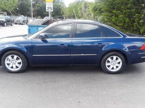 2005 Ford Five Hundred for sale at AUTO IMAGE PLUS in Tampa FL