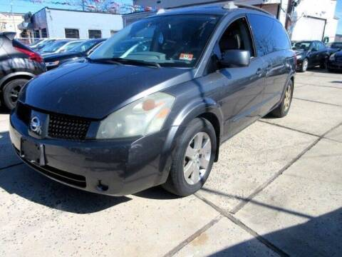 2006 Nissan Quest for sale at GLOBAL MOTOR GROUP in Newark NJ