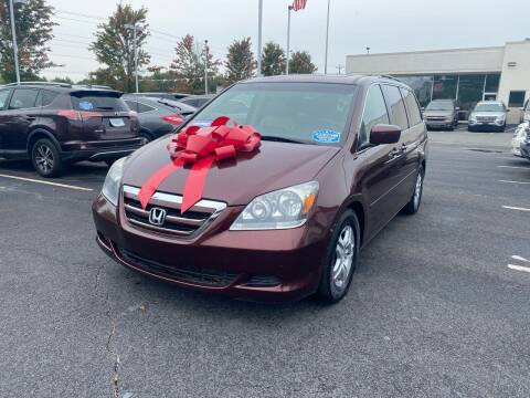 2007 Honda Odyssey for sale at Charlotte Auto Group, Inc in Monroe NC
