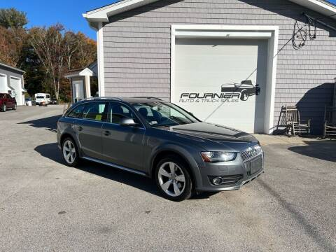2014 Audi Allroad for sale at Fournier Auto and Truck Sales in Rehoboth MA