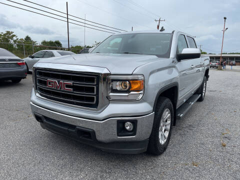2015 GMC Sierra 1500 for sale at Signal Imports INC in Spartanburg SC