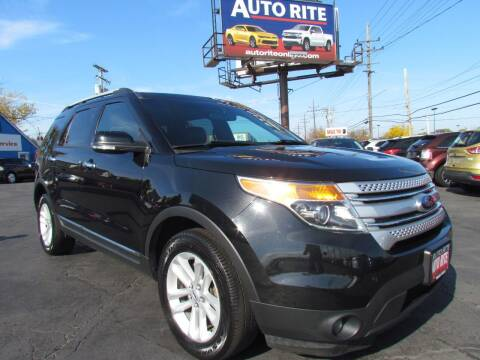 2013 Ford Explorer for sale at Auto Rite in Cleveland OH