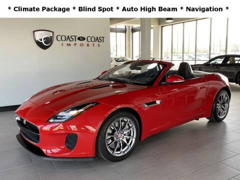 2018 Jaguar F-TYPE for sale at Coast to Coast Imports in Fishers IN