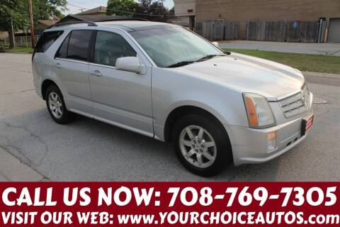 2009 Cadillac SRX for sale at Your Choice Autos in Posen IL
