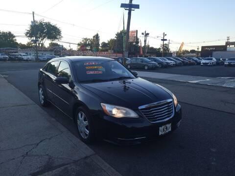 2012 Chrysler 200 for sale at K & S Motors Corp in Linden NJ