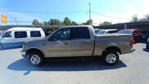 2002 Ford F-150 for sale at Lewis Used Cars in Elizabethton TN