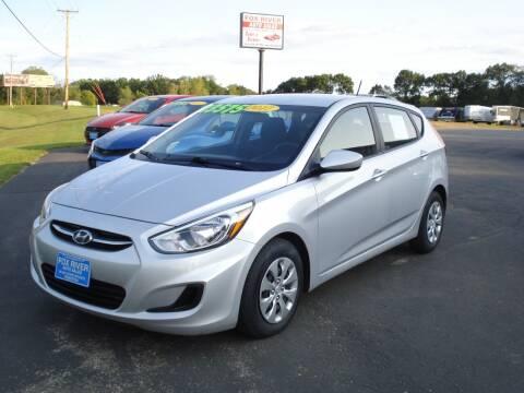 2017 Hyundai Accent for sale at Fox River Auto Sales in Princeton WI