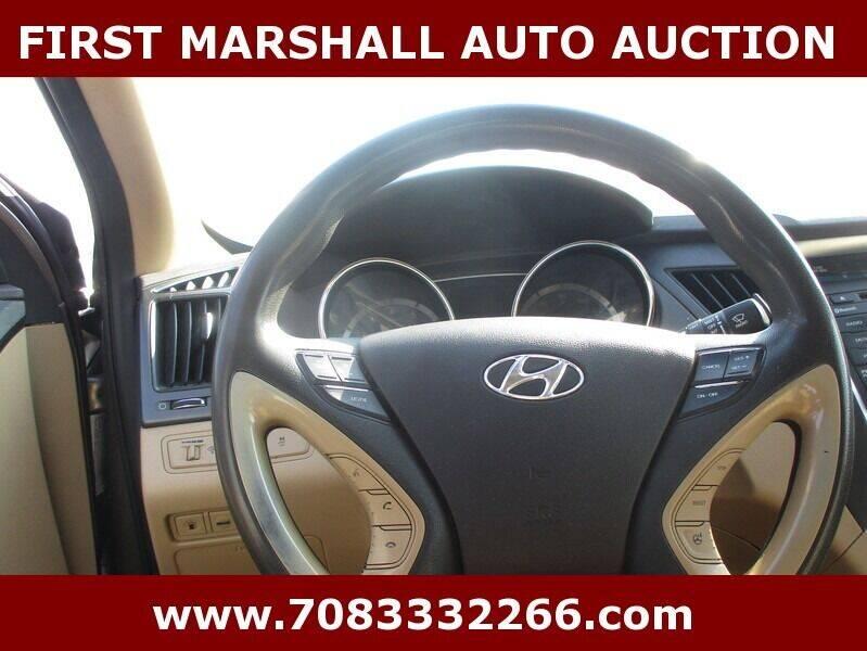 2014 Hyundai Sonata GLS 4dr Sedan - Harvey IL