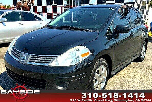 2009 Nissan Versa for sale at BaySide Auto in Wilmington CA