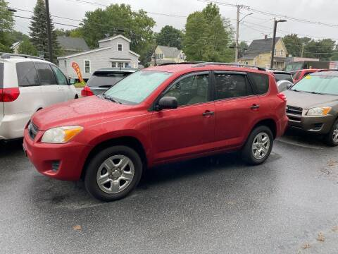 2011 Toyota RAV4 for sale at Good Works Auto Sales INC in Ashland MA