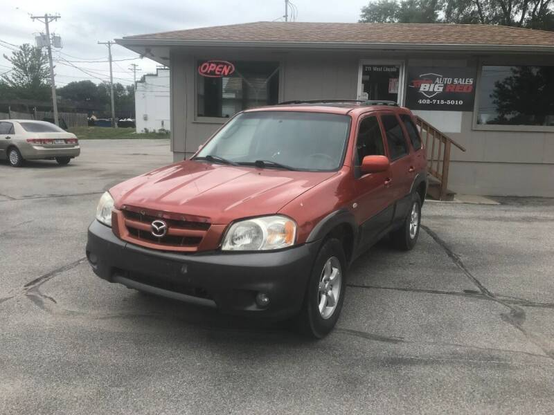 2005 Mazda Tribute for sale at Big Red Auto Sales in Papillion NE