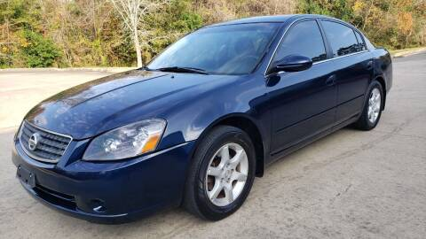 2006 Nissan Altima for sale at Houston Auto Preowned in Houston TX