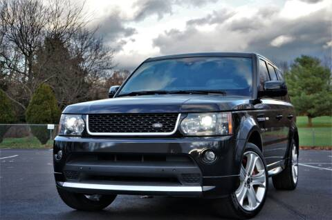 2013 Land Rover Range Rover Sport for sale at Speedy Automotive in Philadelphia PA