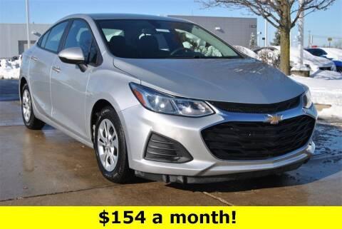 2019 Chevrolet Cruze for sale at Ken Ganley Nissan in Medina OH