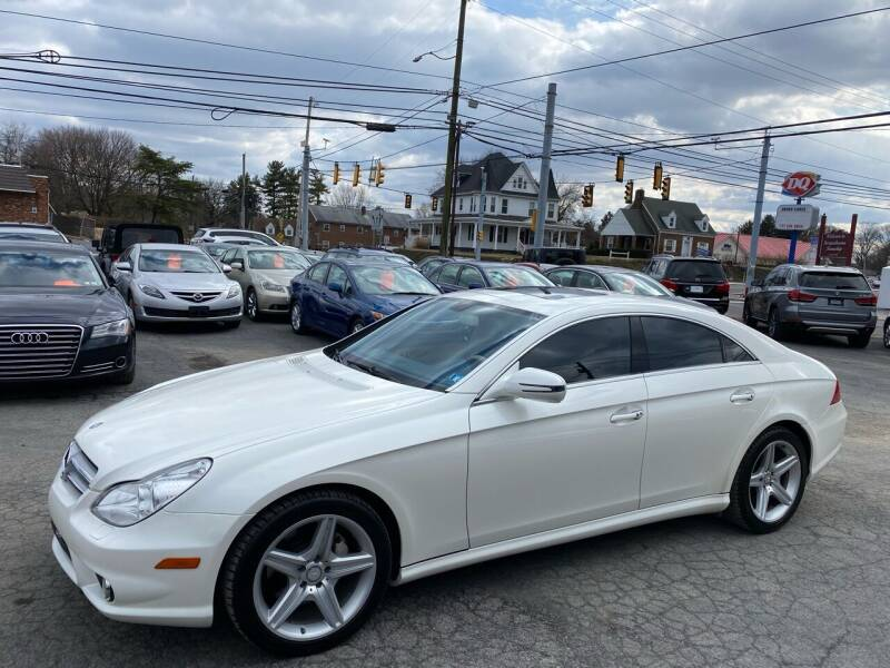 2011 Mercedes-Benz CLS for sale at Masic Motors, Inc. in Harrisburg PA