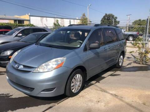 2009 Toyota Sienna for sale at Suzuki of Tulsa - Global car Sales in Tulsa OK