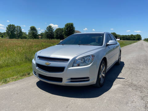 2012 Chevrolet Malibu for sale at Nice Cars in Pleasant Hill MO
