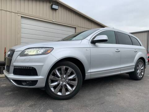 2011 Audi Q7 for sale at Driving Xcellence in Jeffersonville IN