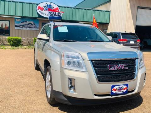 2011 GMC Terrain for sale at JC Truck and Auto Center in Nacogdoches TX