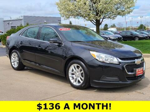 2015 Chevrolet Malibu for sale at Ken Ganley Nissan in Medina OH