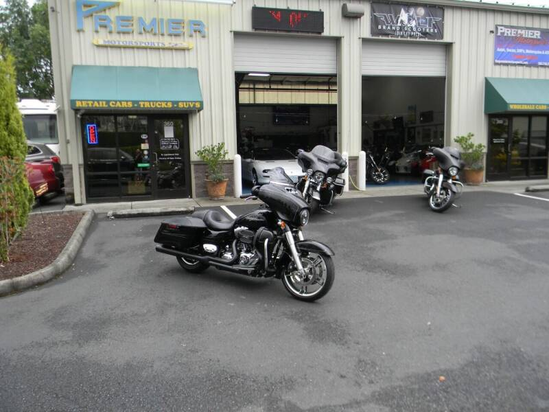 2016 Harley-Davidson Street Glide Spcial for sale at PREMIER MOTORSPORTS in Vancouver WA