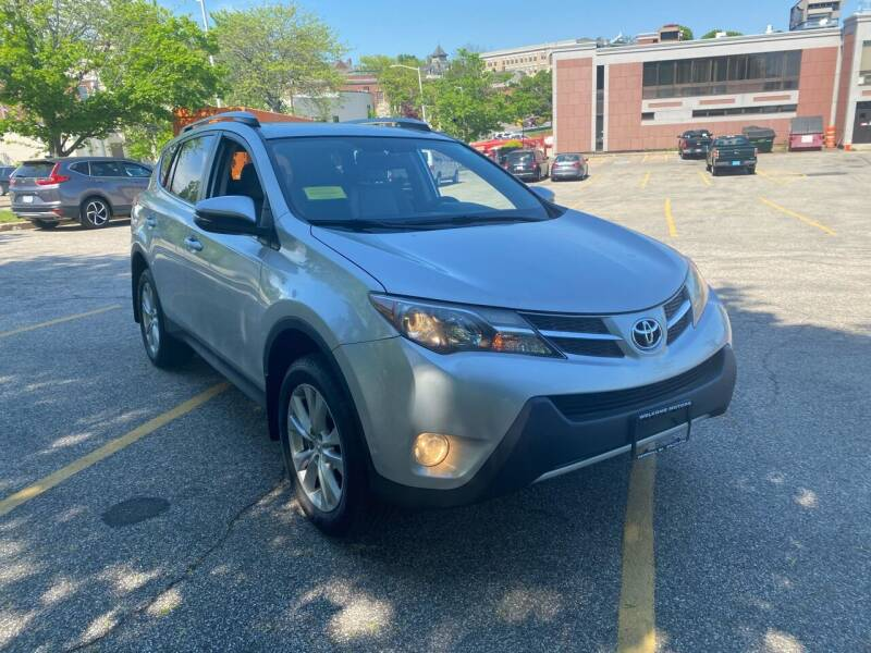 2013 Toyota RAV4 for sale at Welcome Motors LLC in Haverhill MA
