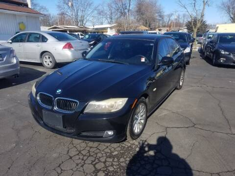 2009 BMW 3 Series for sale at Nonstop Motors in Indianapolis IN