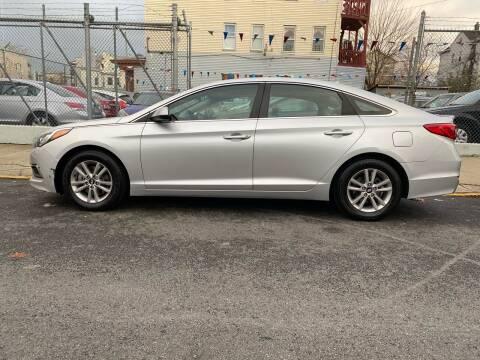 2016 Hyundai Sonata for sale at G1 Auto Sales in Paterson NJ