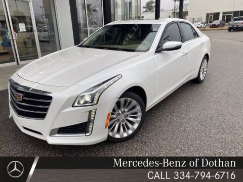 2016 Cadillac CTS for sale at Mike Schmitz Automotive Group in Dothan AL