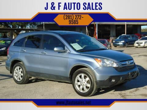 2008 Honda CR-V for sale at J & F AUTO SALES in Houston TX