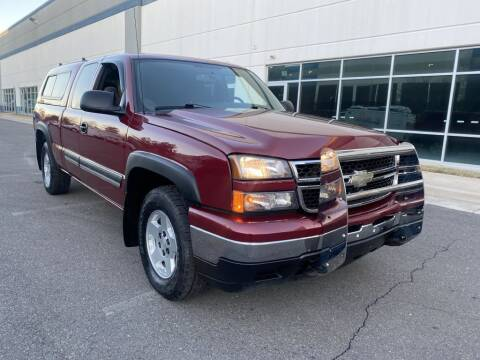 2006 Chevrolet Silverado 1500 for sale at PM Auto Group LLC in Chantilly VA