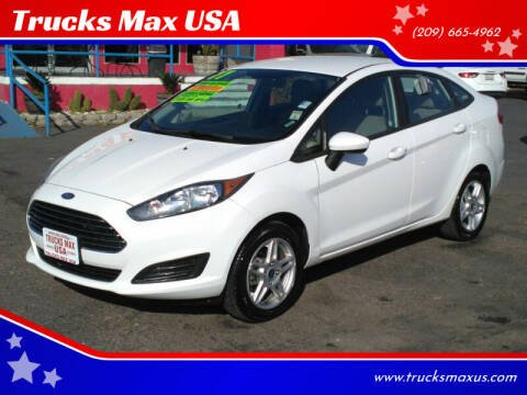 2017 Ford Fiesta for sale at Trucks Max USA in Manteca CA
