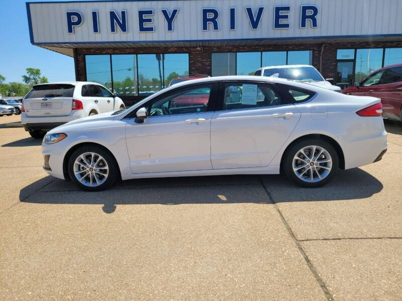2019 Ford Fusion Hybrid for sale in Houston, MO