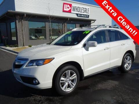 2014 Acura RDX for sale at Wholesale Direct in Wilmington NC