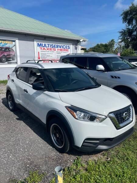 2018 Nissan Kicks for sale at Sheldon Motors in Tampa FL