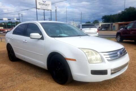 2006 Ford Fusion for sale at Dorsey Auto Sales in Tyler TX