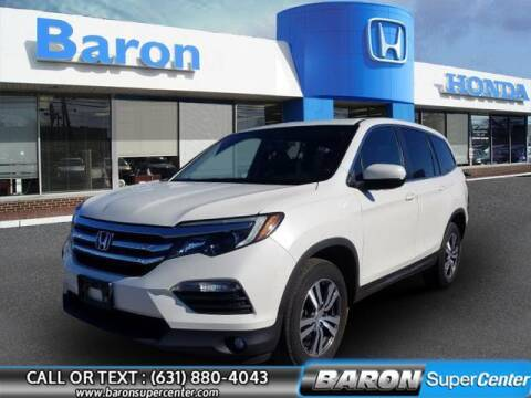 2018 Honda Pilot for sale at Baron Super Center in Patchogue NY