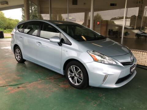 2012 Toyota Prius v for sale at Haynes Auto Sales Inc in Anderson SC