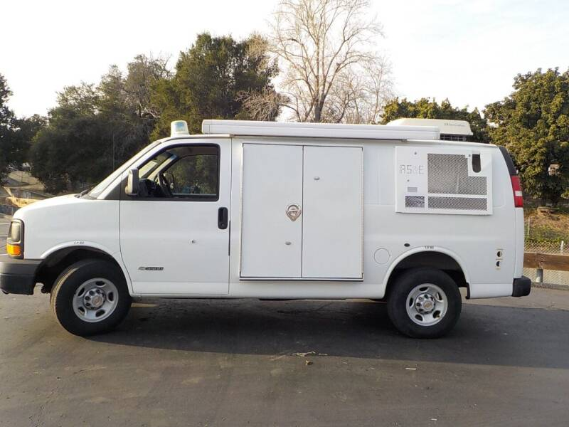 2003 Chevrolet Express Cargo for sale at Royal Motor in San Leandro CA