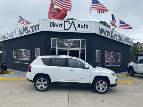 2014 Jeep Compass for sale at Direct Auto in D'Iberville MS