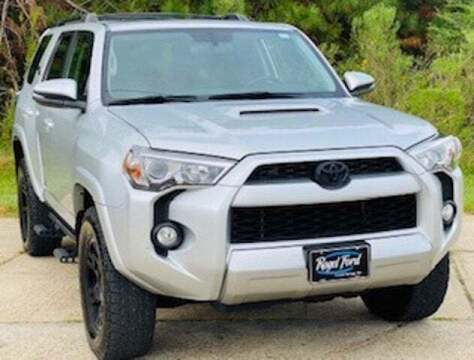 2019 Toyota 4Runner for sale at Rogel Ford in Crystal Springs MS
