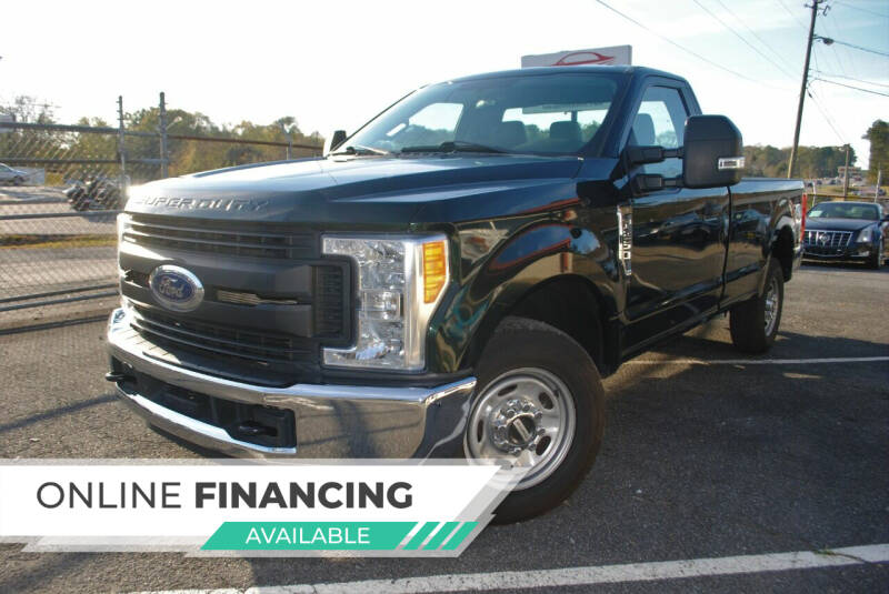 2017 Ford F-250 Super Duty for sale at Lakepoint Autos in Cartersville GA
