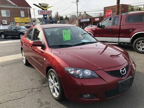 2008 Mazda MAZDA3 for sale at Bel Air Auto Sales in Milford CT