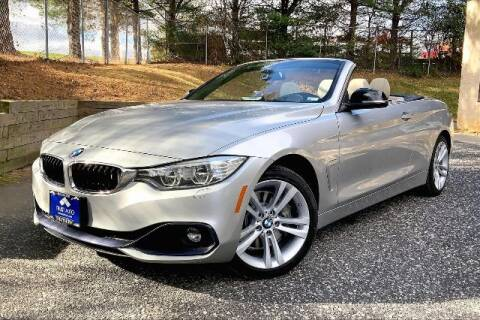 2015 BMW 4 Series for sale at TRUST AUTO in Sykesville MD