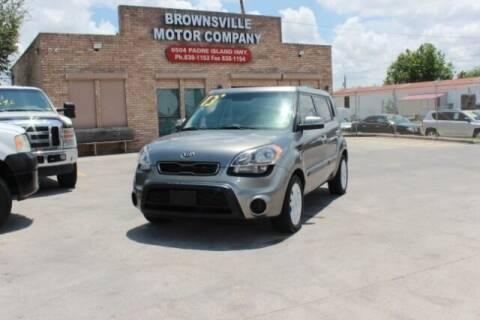 2013 Kia Soul for sale at Brownsville Motor Company in Brownsville TX