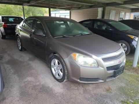 2010 Chevrolet Malibu for sale at Mott's Inc Auto in Live Oak FL