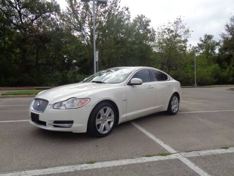 2009 Jaguar XF for sale at ACH AutoHaus in Dallas TX